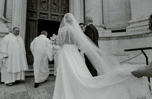 Ph. Paola Colleoni for The Wedding Care