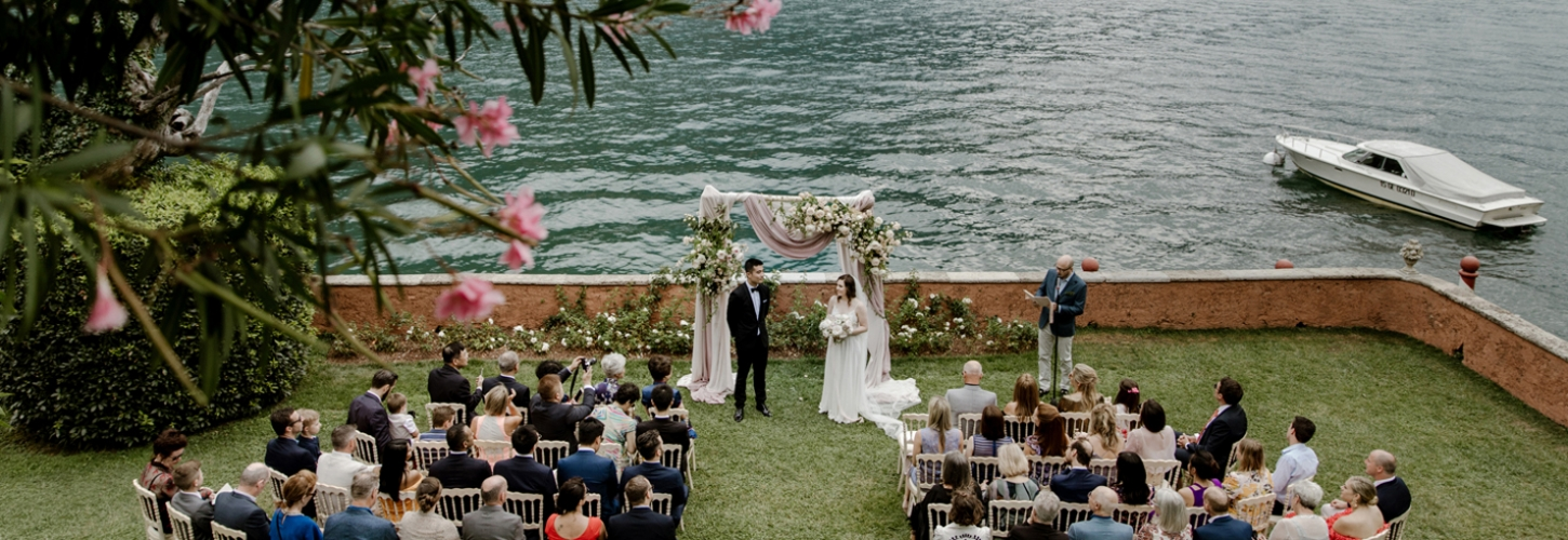 Getting married in Italy - Full Wedding Planning