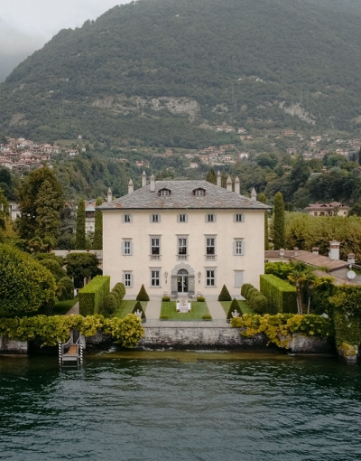 A LAKE COMO AFFAIR
